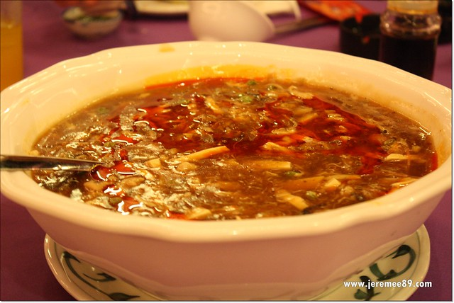 Golden Thai Seafood @ Batu Ferringhi - Szechuan Hot & Spicy Soup