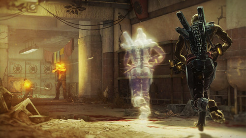 Resistance 3: Fort Lamy Action Doppelganger