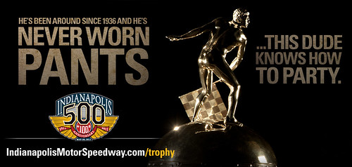 Borg Warner Trophy Billboard
