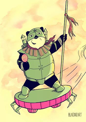 Super Panda Man