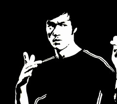 Bruce Lee by whitelucy67