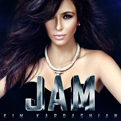 Jam - Single Cover (JumpOnItOLD) Tags: up turn radio promo kim album it cover single jam kardashian