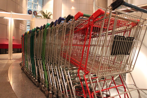 Shopping Cart Colours