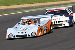 Gulf Mirage GR7 - Marc Devis (Richard Crawford Photography) Tags: auto classic cars ford car sport race racecar speed canon eos classiccar automobile gulf fast sigma automotive f1 racing historic silverstone prototype mirage gt quick supercar motorracing v8 motorsport racingcar cosworth fastcar sportsph