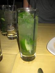 Cucumber Gin Mojito