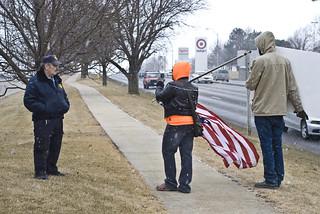 Anti-Torture Vigil - Week 39: Angry Driver