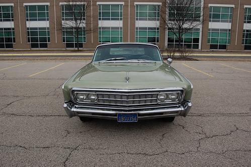 1966 Chrysler Imperial Crown. 1966 Chrysler Imperial Crown
