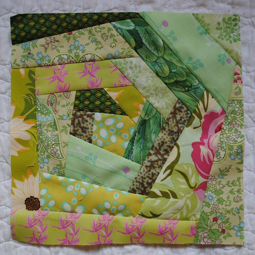 March blocks for Bronwyn ~2
