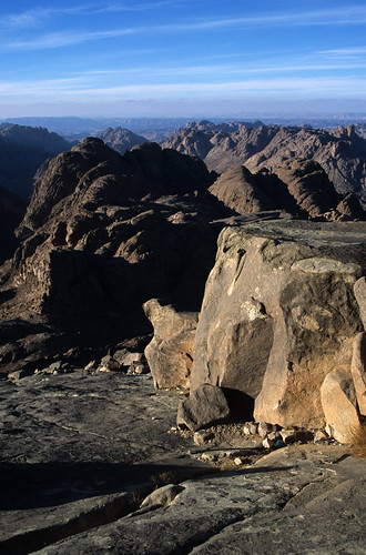 The Summit of Mt. Sinai, Egypt