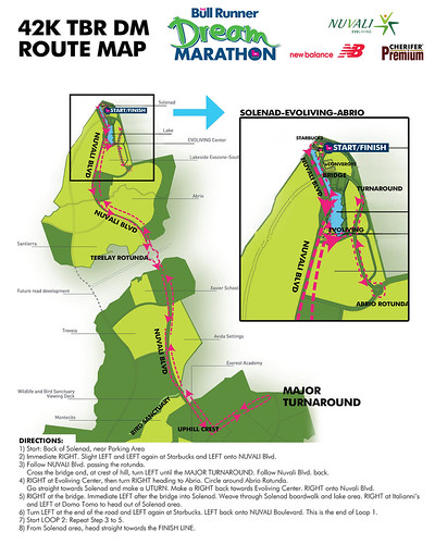 1TBR Route