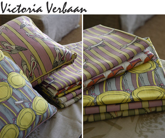 Victori Verbaan at Silk & Cotton Co.