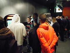 Les gamers sont suivis de pre¦Çs a¦Ç Lyon