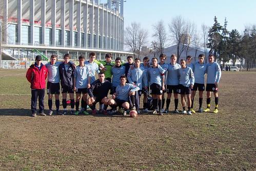 Echipa Progresul in turul sezonului 2010 - 2011 (poza de grup)