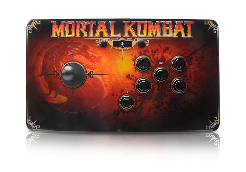Mortal Kombat: Tournament Edition fight stick for PS3