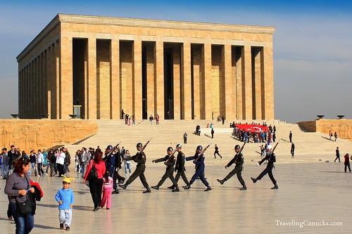 Anıtkabir Ataturk Mausoleum-Ankara