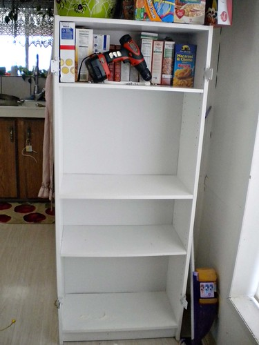 The Pantry: Before
