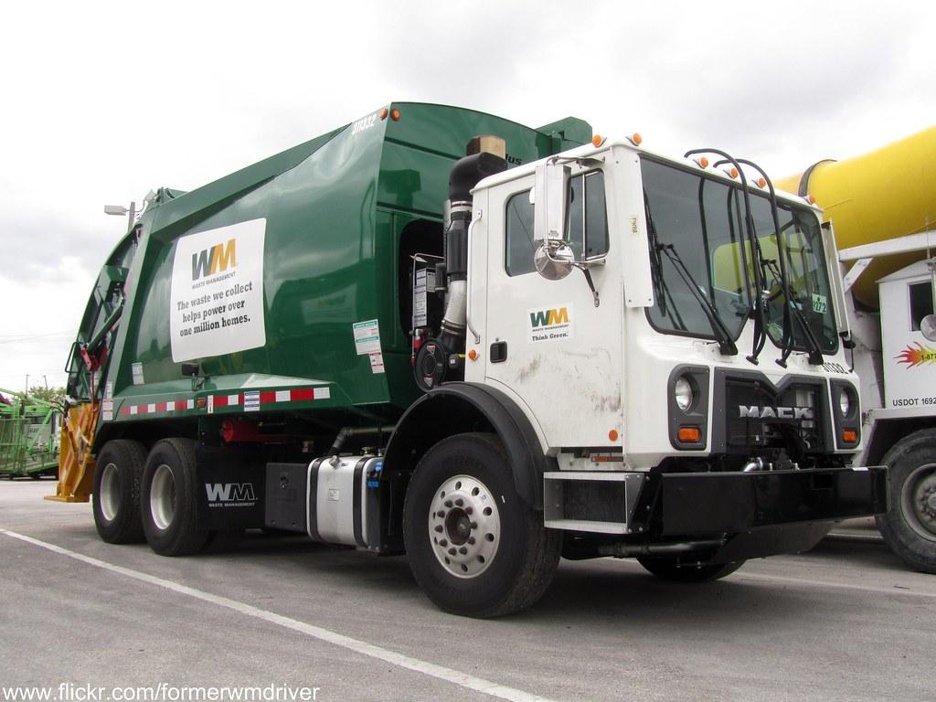 The Worlds Best Photos Of Trash And Wastemanagementinc Flickr Mcneilus Wiring Schematic Rear Packer Wm Mack Mru Rel 311332 Formerwmdriver Tags New Truck