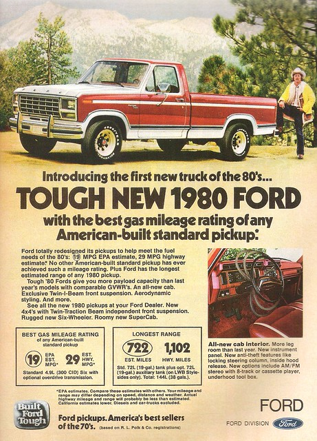auto ford chevrolet car truck vintage jeep ad dodge bronco van sales