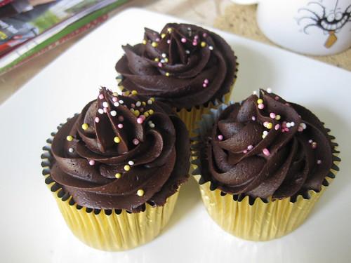 Double Chocolate Cupcake #2