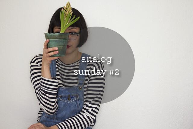 analog sunday #2
