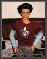 Roberto (HeatherS*) Tags: kendoll maledoll kenfashion kenrepaint mattelkendoll