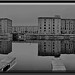 B/W SALT HOUSE DOCK