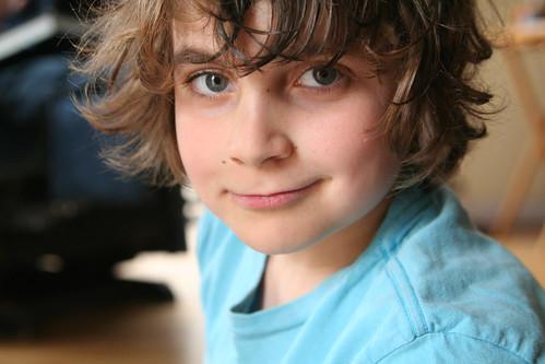 Lucas, Almost 9