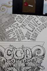 IMGP6534 (Chris Yoon) Tags: illustration poster typography god emotive attributes