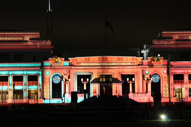 Old Parliament House/ The Museum of Australian Democracy