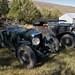 Auto storiche del Bentley Tour