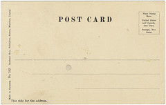 Common in Winter, Boston, Mass. (back) (State Library of Massachusetts) Tags: postcards bostonmassachusetts massachusettsstatehouse bostonpostcards vintagepostcards early20thcenturypostcards statehouseviews reichnerbrothers