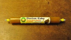 Durian cake (Michiel2005) Tags: food cake durian eten doerian