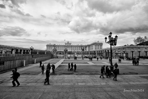 Paseo por palacio