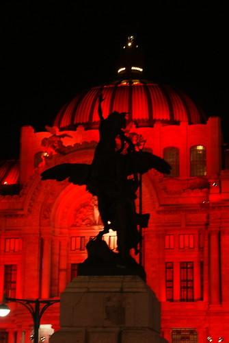 Pegaso Rojo by FotoMimo