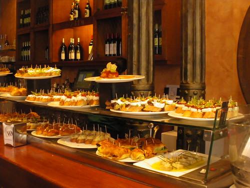 dove mangiare tapas a valencia