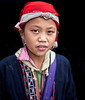 Red Dzao girl (Hill tribe.Vietnam) (Sonja Blanco) Tags: red girl asia hill culture tribal vietnam viet tribes asie sonia montaña ethnic cultura sapa dzao tribu minorities sudesteasiático ethnie فيتنام вьетнам βιετνάμ sonjablanco