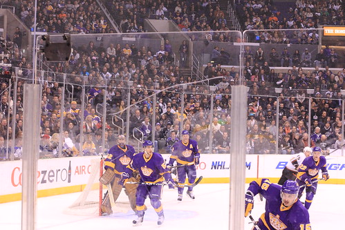 3-19-11 Ducks vs Kings 2-1 OT