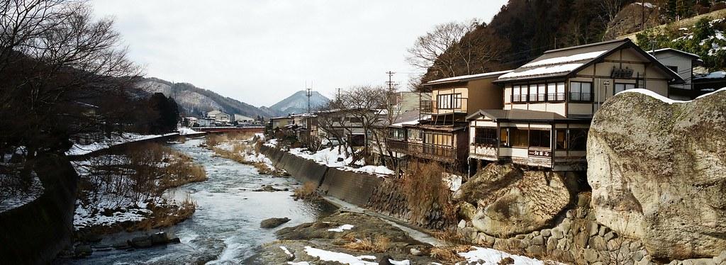 Momiji river