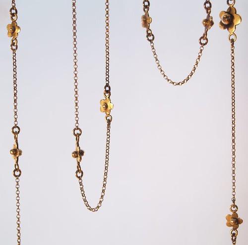 Natasha Stalkey chains