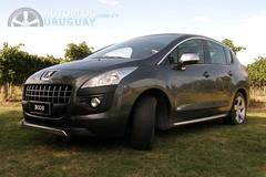 Prueba Peugeot 3008 1.6 16v THP
