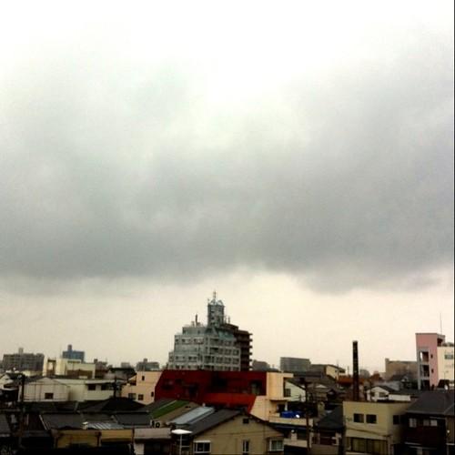 今日の写真 No.196 – 昨日Instagramへ投稿した写真(2枚)/iPhone4 + CAMERAtan、iDOF