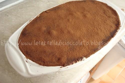 Tiramisù con Panettone con gocce di cioccolato 1
