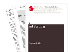 Ad Serving Buyer's Guide