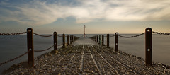 Hove Walkway (a.k.a. Medina Groyne) (Rollo Grice) Tags: longexposure nd110