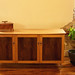 Jack & Dave's Cherry Sideboard with Bookmatched Walnut Door Panels
