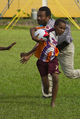 Conference Sunday Fun (The PNG Scotts) Tags: rugby png papuanewguinea sil ukarumpa