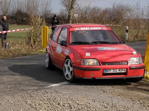 opel kadett gsi 20 16v. 86 - Opel Kadett GSI 16V