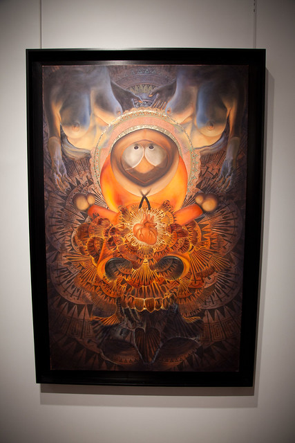 Ascension of  The Kenny by Beau Stanton