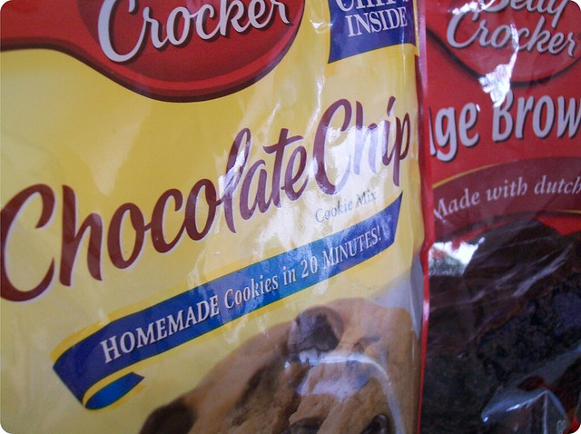 Mezcla para Brownies y Galletas de Betty Crocker