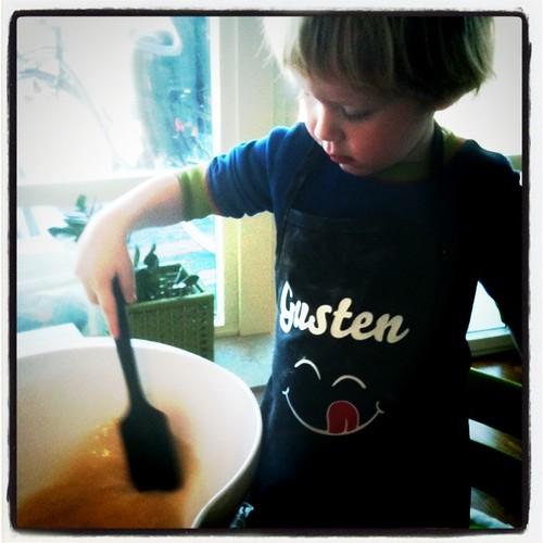 Den lille bagaren